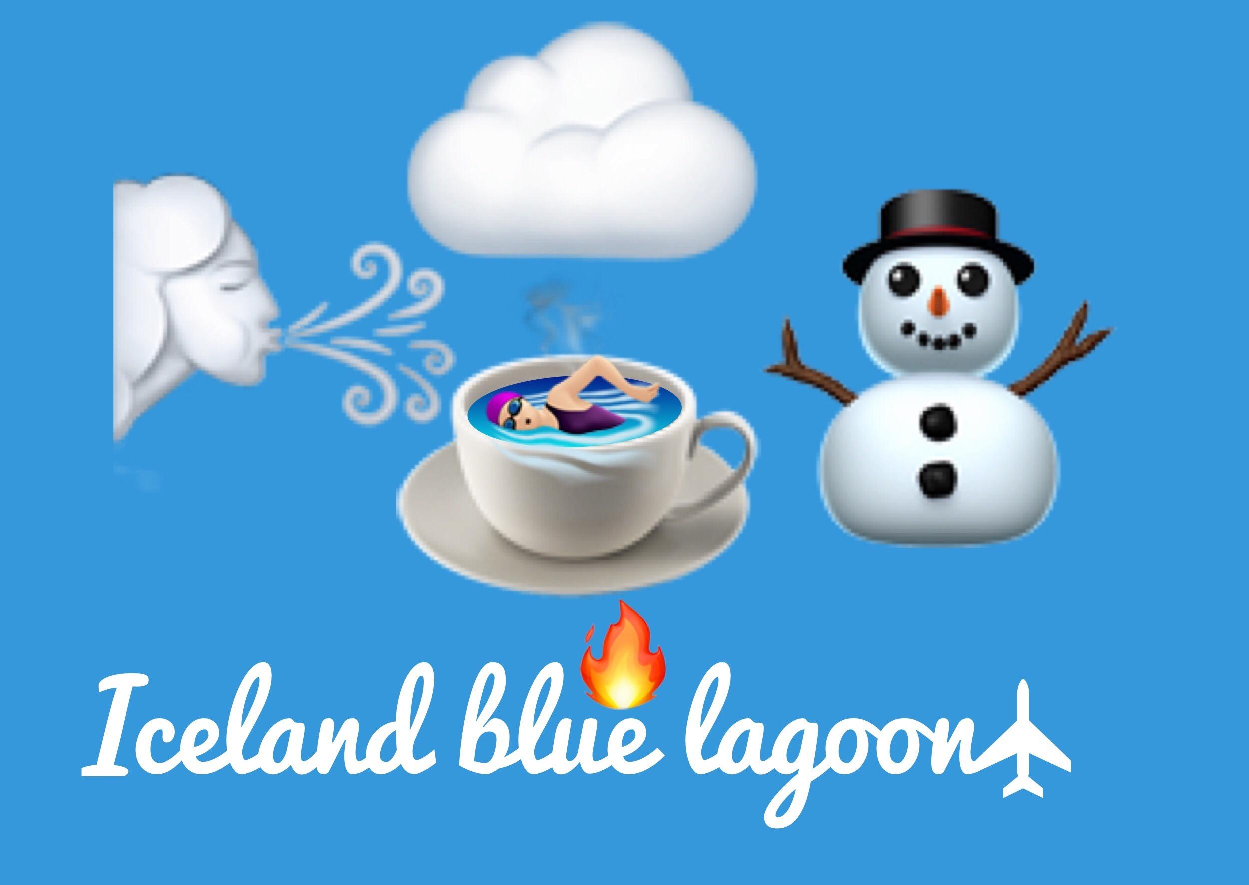 Исландия. Голубая лагуна.