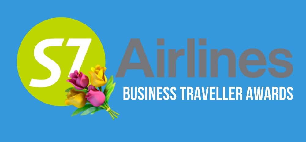 S7 Airlines (Business Traveller Awards)