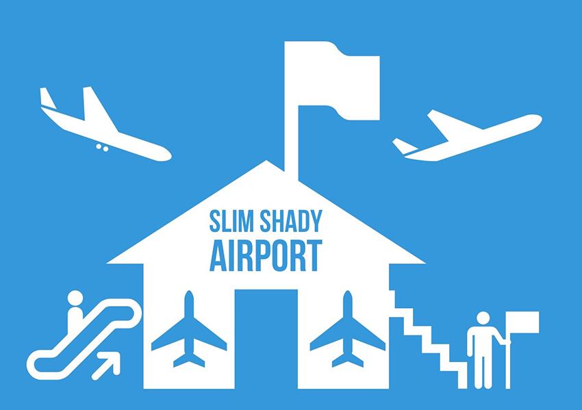 Аэропорт по имени