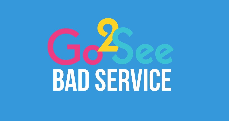 Служба заботы GO2SEE :(