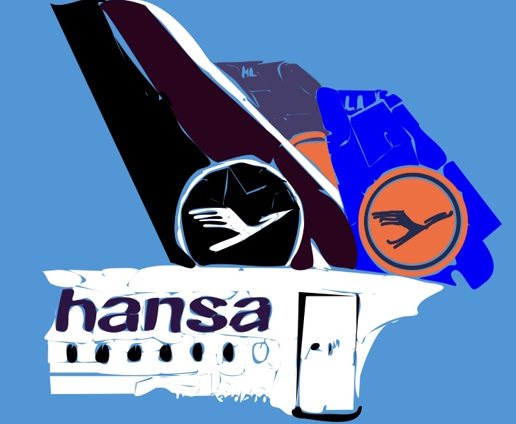 Lufthansa получила 9 млрд. евро.